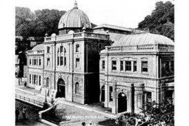 Ghost Hunt, Grand Pavilion, Matlock
