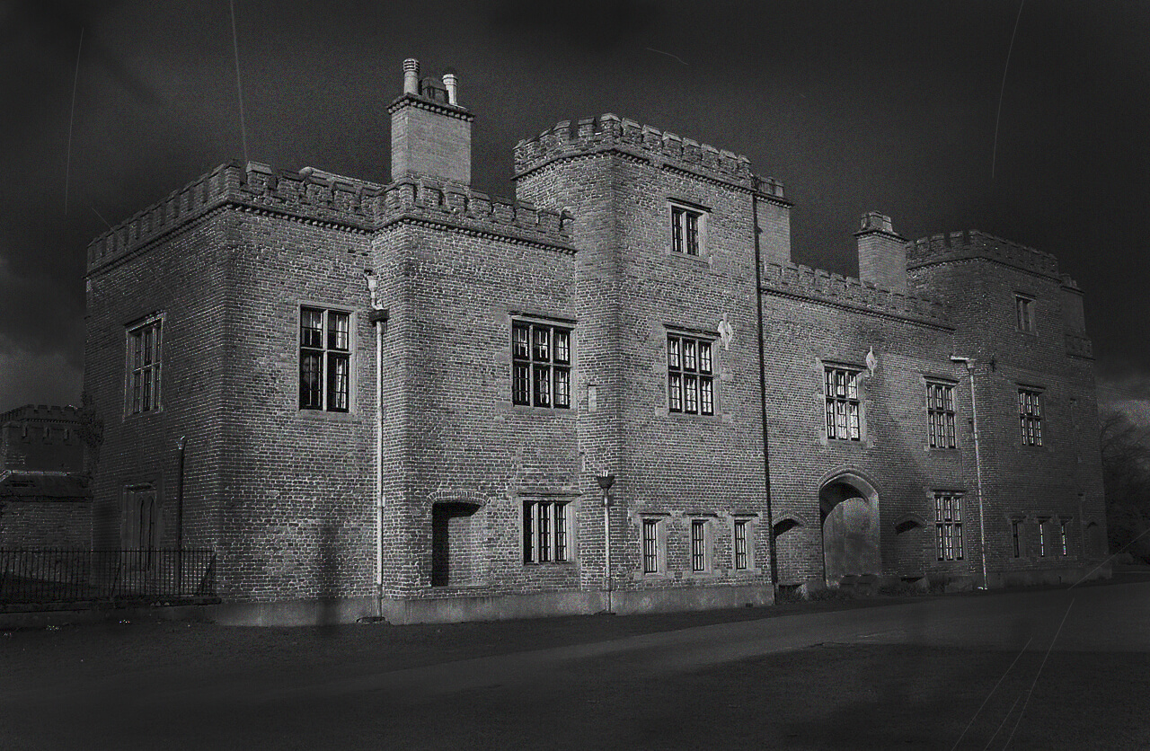 Ghost Hunt Holmepierrepont-Hall