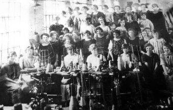 Ghost Hunt Framework Knitter Museum